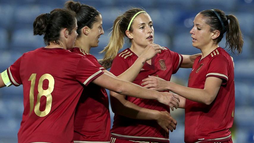 La Selección española femenina arranca la Eurocopa ante Portugal