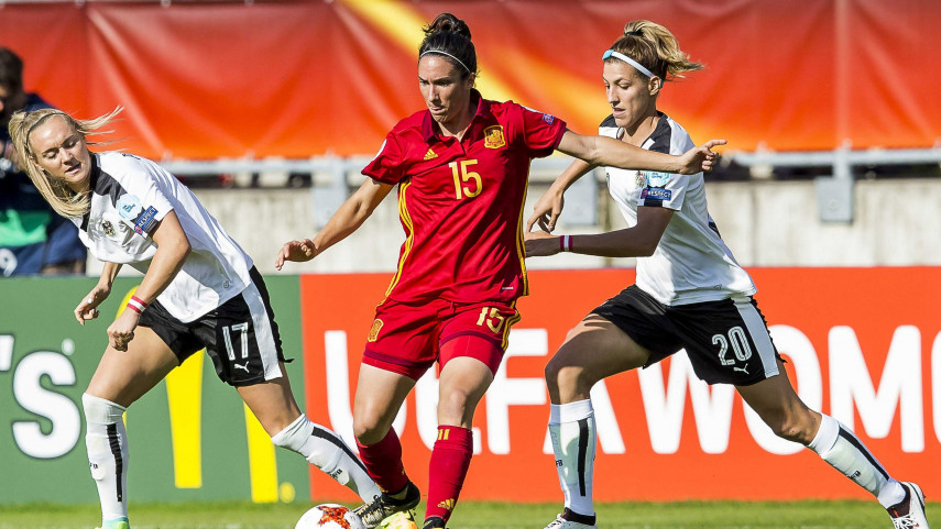 La Selección española cae eliminada en los cuartos ante Austria