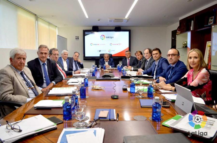 La Fundación de LaLiga celebró su Junta General Ordinaria