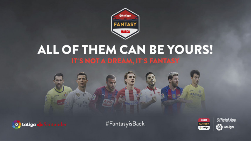 LaLiga Fantasy MARCA is back and better than ever!