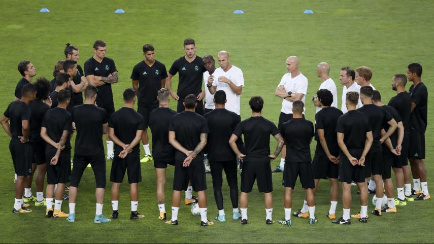 El Real Madrid busca el primer título de la temporada en Skopie