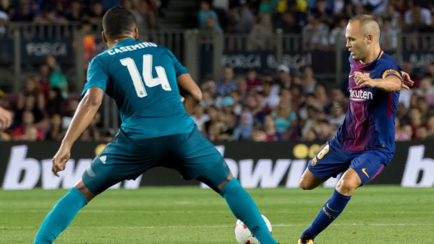 La Supercopa de España se decide en el Santiago Bernabéu