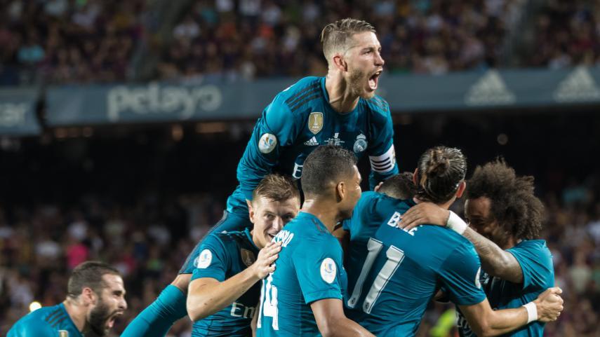 Cristiano Ronaldo y Marco Asensio golpean primero