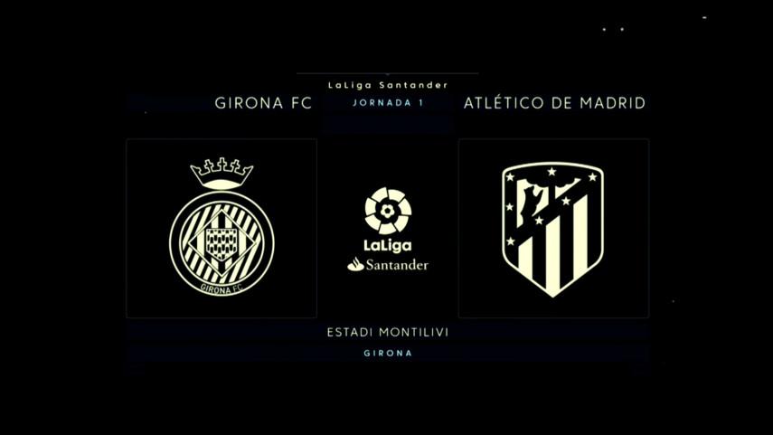 El Girona se estrena en LaLiga Santander con la visita del Atlético