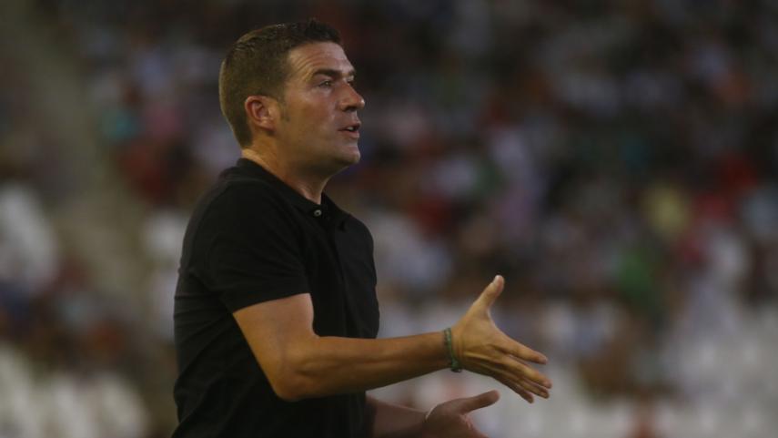 Luis Carrión deja de dirigir al Córdoba CF