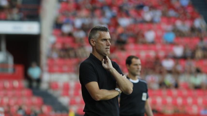 Lluís Carreras deja de ser entrenador del Nàstic