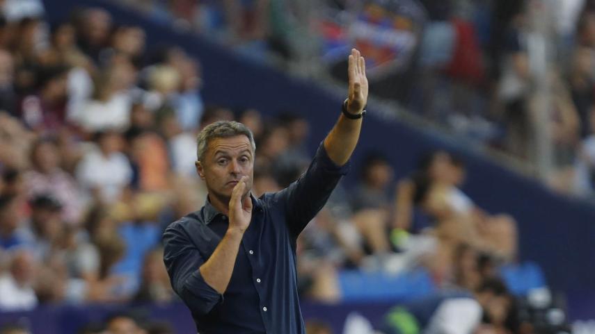 Fran Escribá, nuevo entrenador del RC Celta