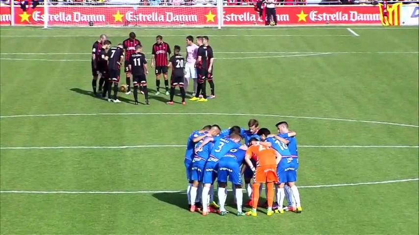 CF Reus - Nàstic: Derbi por todo lo alto en la jornada 2