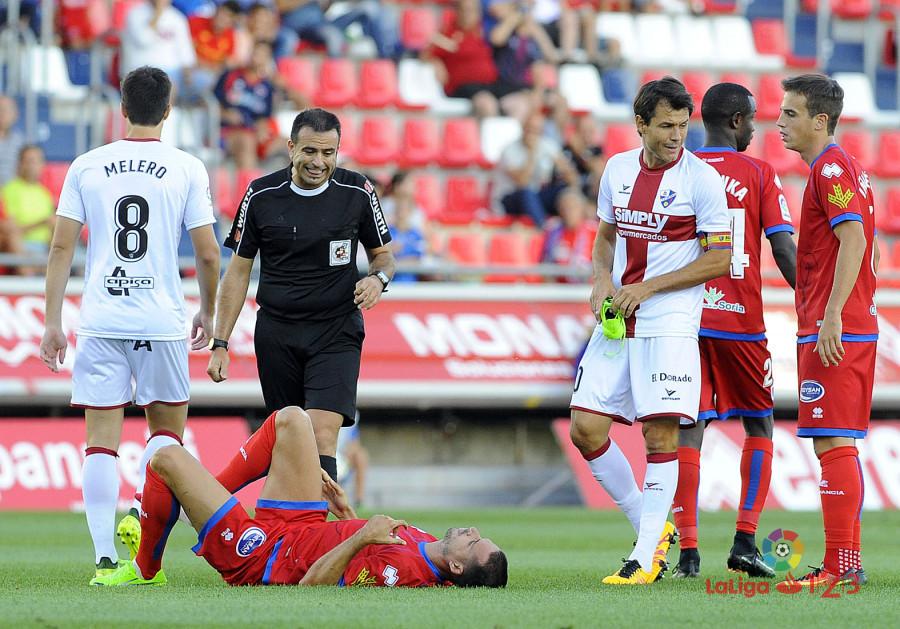 Numancia 1 - Huesca 0 Premio merecido   Imagen 6