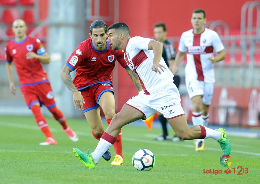 Numancia 1 - Huesca 0 Premio merecido   Imagen 5