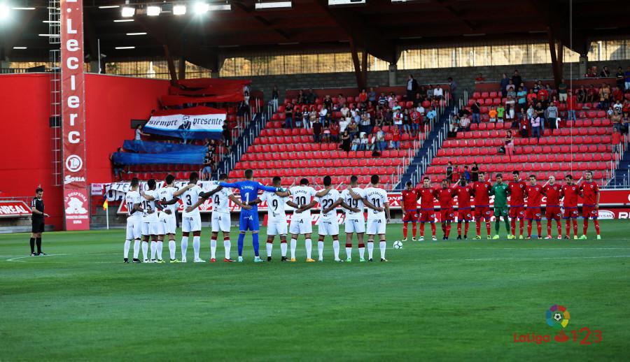 Numancia 1 - Huesca 0 Premio merecido   Imagen 3