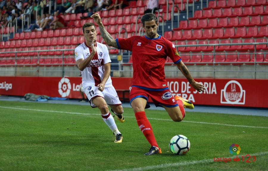 Numancia 1 - Huesca 0 Premio merecido   Imagen 1