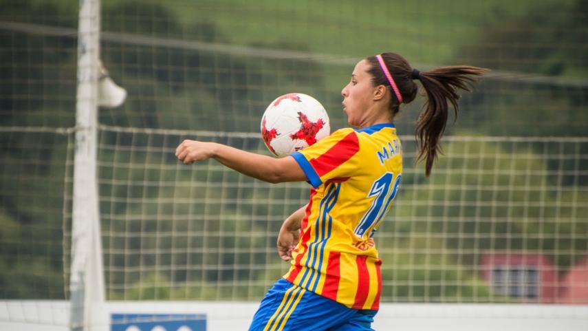 El VCF Femenino arranca con victoria en Zubieta