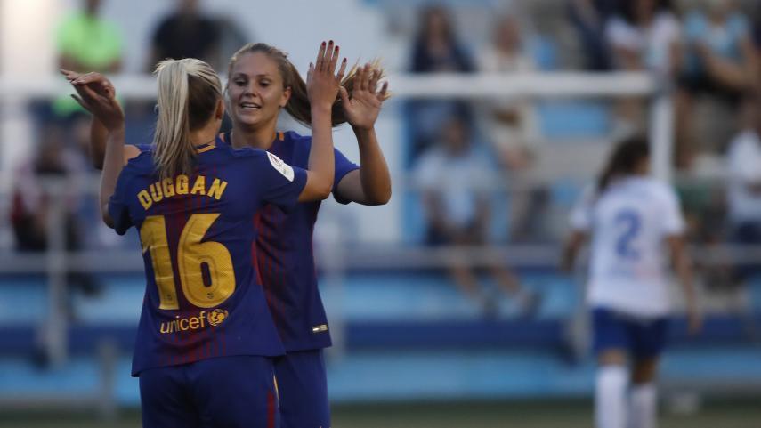 Las extranjeras de la Liga Femenina Iberdrola