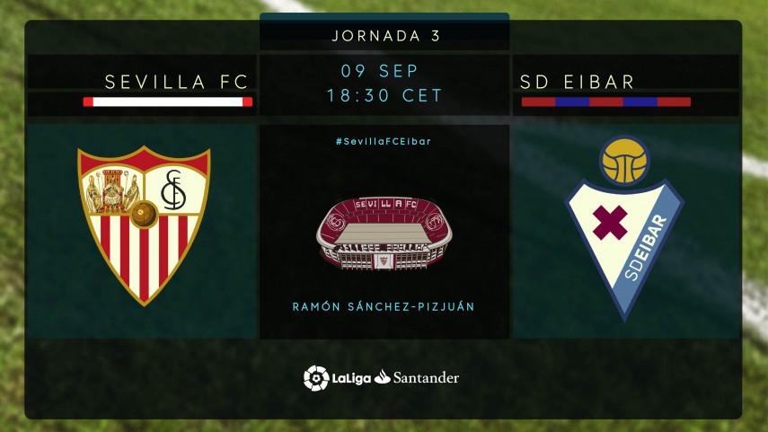 El Sevilla busca su primera victoria en casa