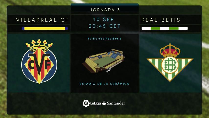 El Villarreal aspira a lograr su primer triunfo en un estadio renovado
