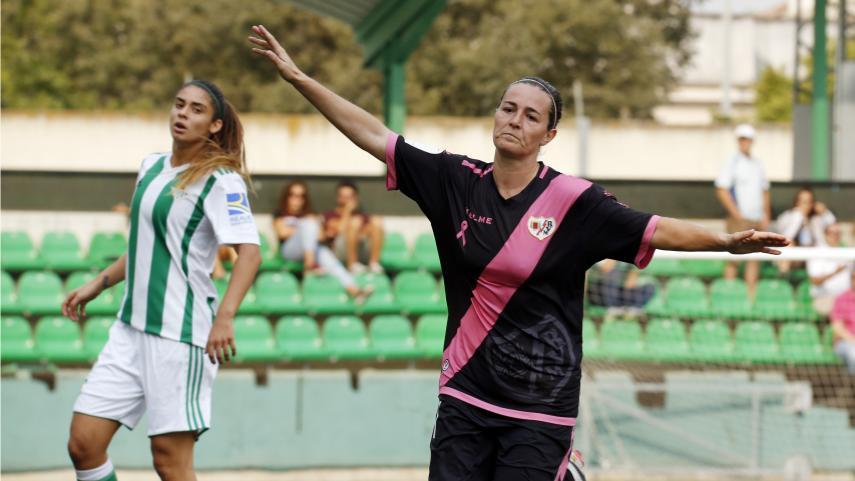 Natalia Pablos le da la victoria al Rayo