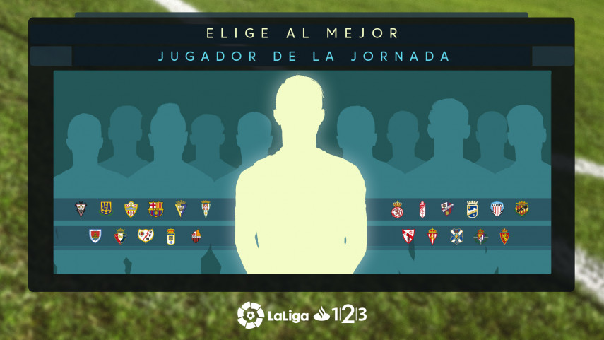¿Quién fue el mejor jugador de la jornada 4 de LaLiga 1l2l3?