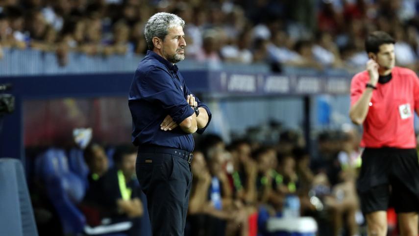 Manolo Márquez dimite como técnico de la UD Las Palmas