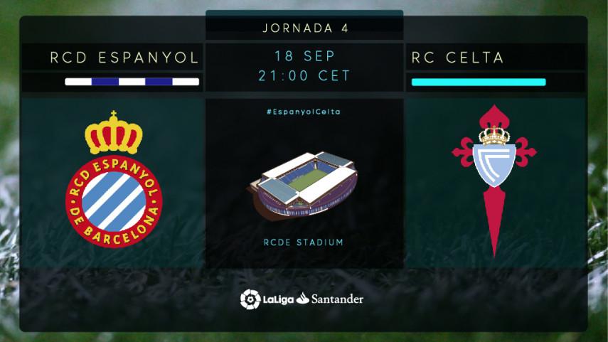 El Espanyol se encomienda al RCDE Stadium para lograr su primera victoria
