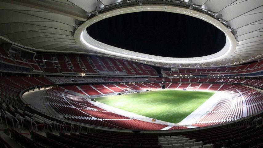LaLiga retransmitirá la inauguración del estadio Wanda Metropolitano en 182 países