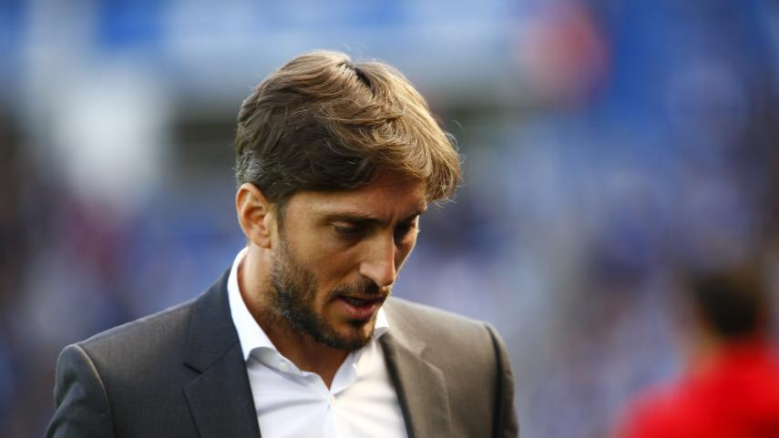 Luis Zubeldía deja de ser técnico del D. Alavés