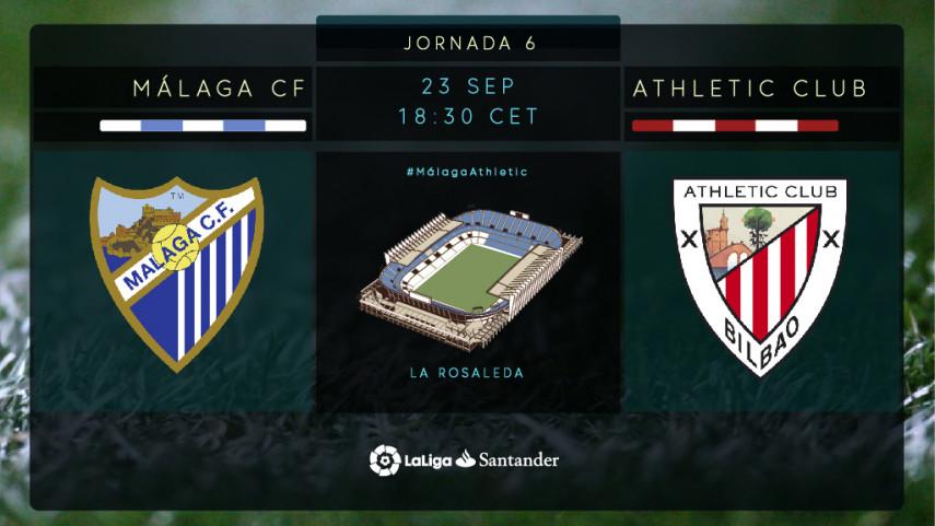 El Málaga se conjura para sumar la primera victoria de la temporada