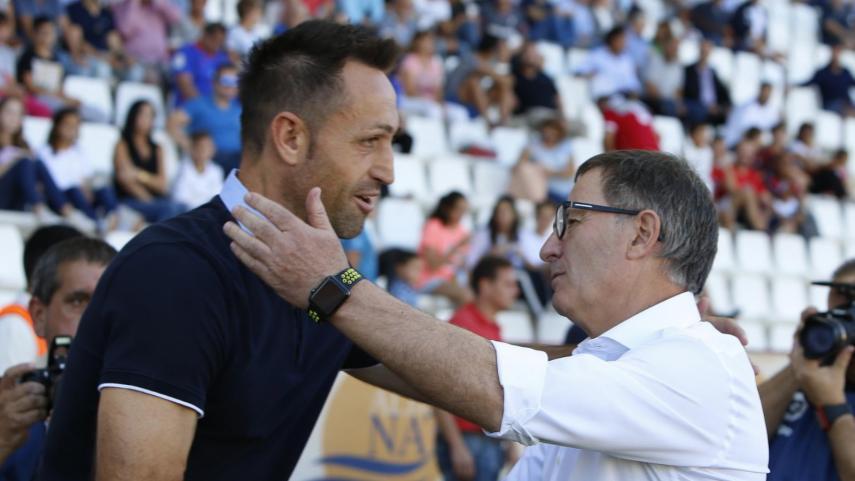 José Manuel Aira deja de ser entrenador del Albacete
