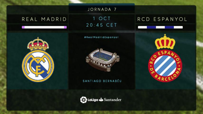 A por la primera victoria en el Santiago Bernabéu