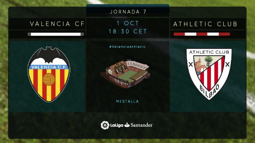 El Athletic amenaza la felicidad valencianista