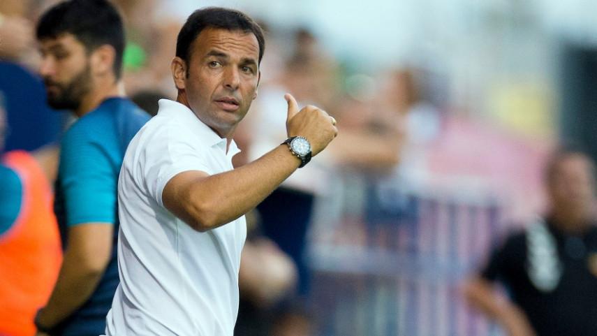 Javier Calleja, nuevo técnico del Villarreal CF