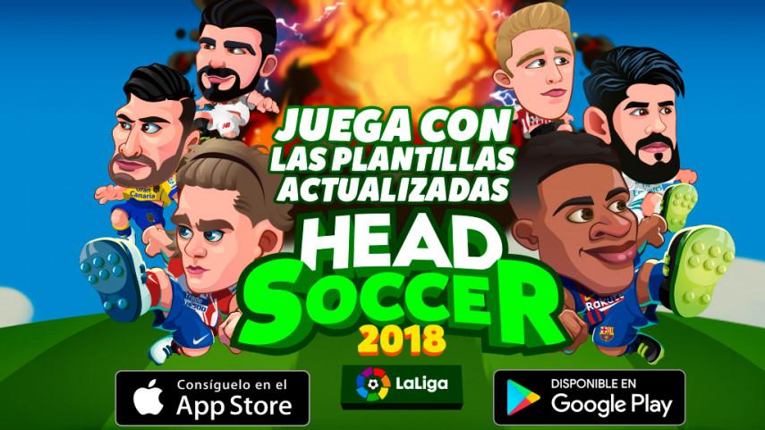 El Head Soccer más completo ya está aquí
