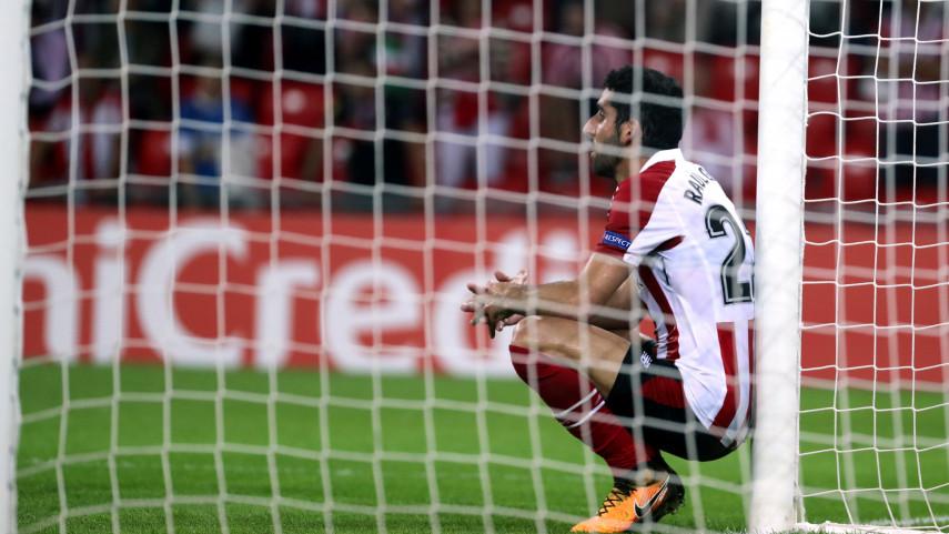Jornada aciaga para los equipos españoles en la Europa League