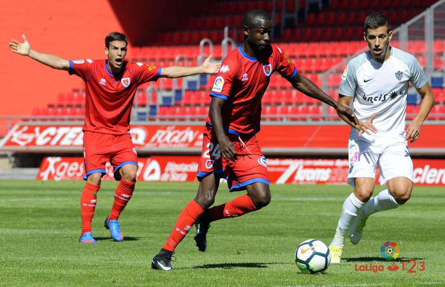 ¡Qué bueno que viniste! (Numancia 1 - Almería 0) | Imagen 2