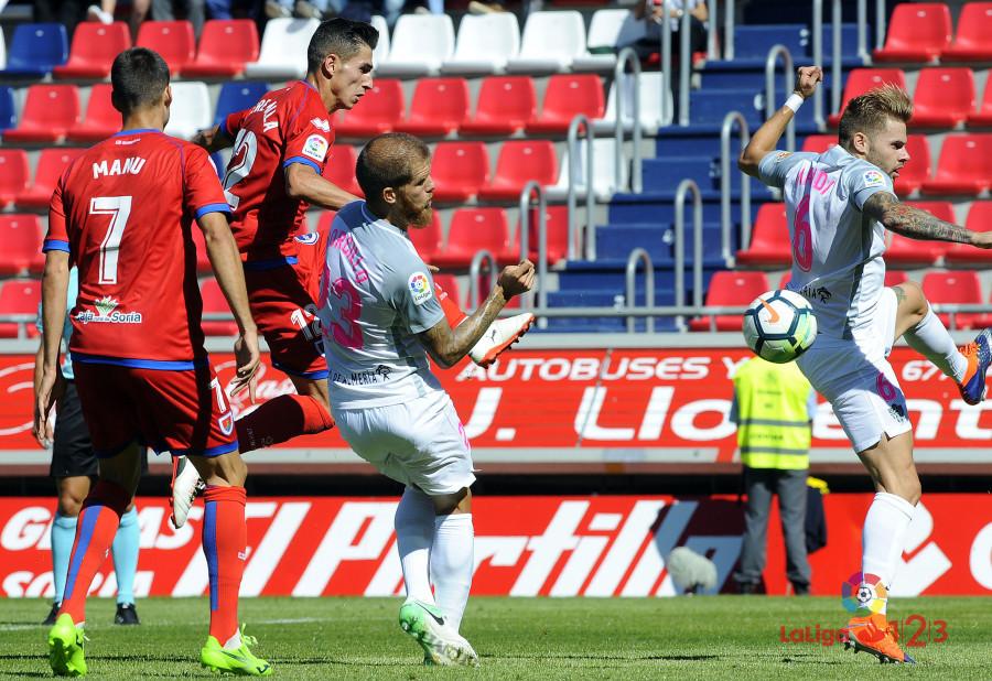 ¡Qué bueno que viniste! (Numancia 1 - Almería 0) | Imagen 3