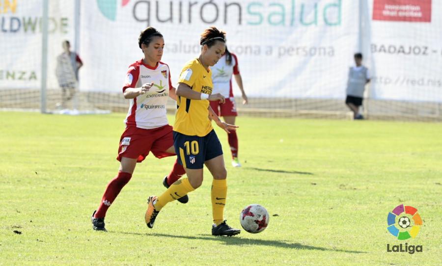Game santa teresa cd at madrid femenino live liga for Vivero online madrid