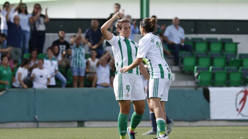 Un gol de Priscila da al R. Betis Féminas su segundo triunfo