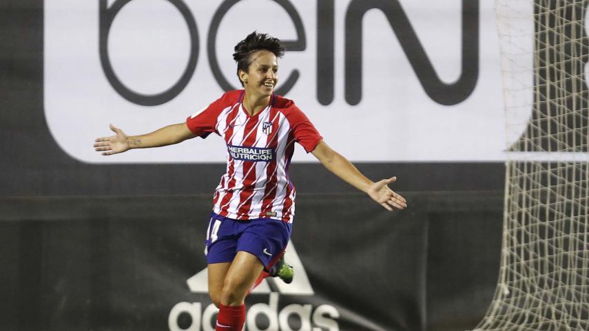 El At. Madrid Femenino sigue de dulce