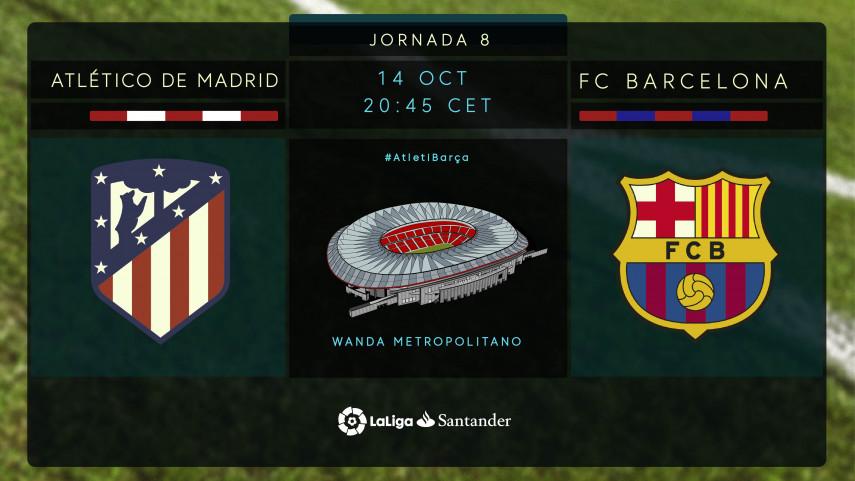 El efecto Wanda Metropolitano para frenar a Messi
