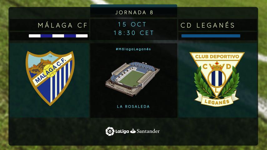 El Málaga, en busca de su primera victoria
