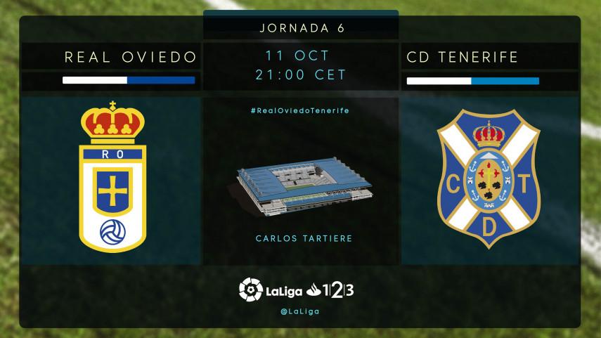 Toché y Malbasic miden su capacidad goleadora en el Oviedo – Tenerife