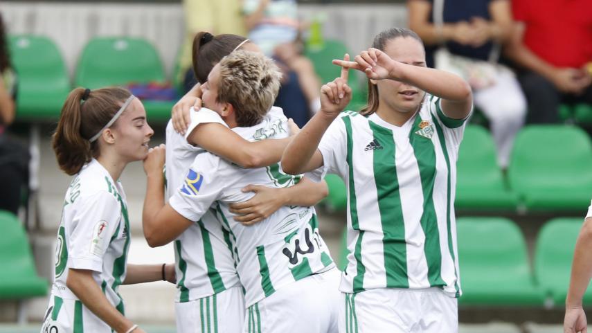 El Betis Féminas brilla ante la Real Sociedad