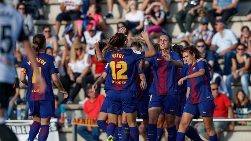 El Gintra lituano, rival del FC Barcelona Femenino en octavos de la Champions
