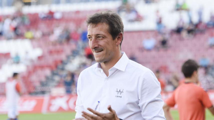 Ramis deja de ser entrenador del Almería