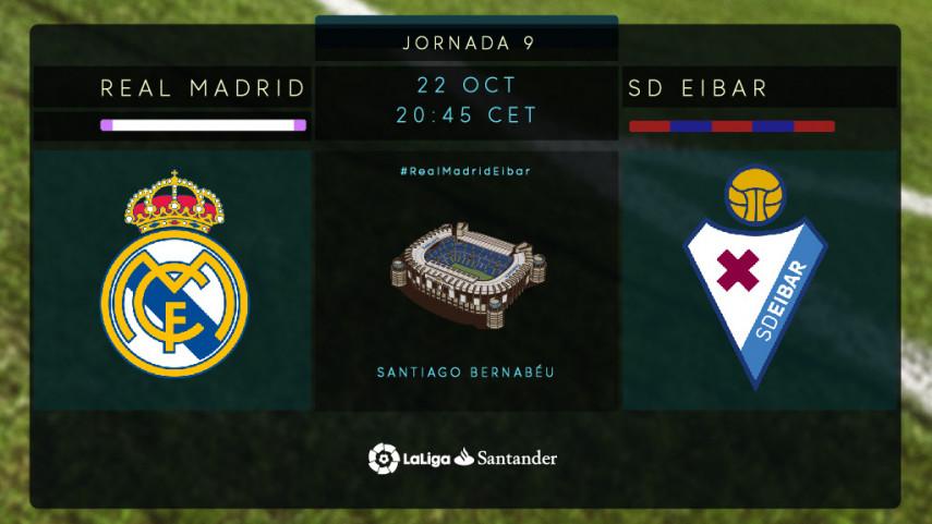 Al asalto del Santiago Bernabéu