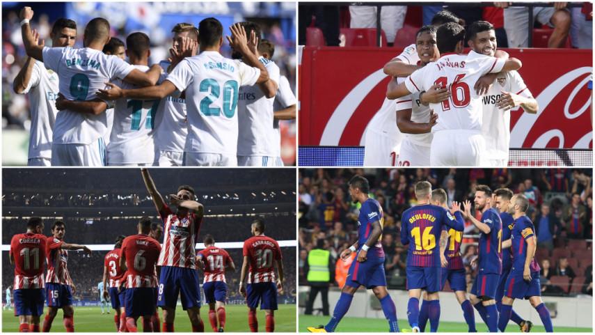 Jornada de partidos clave para los equipos de LaLiga en la Champions League