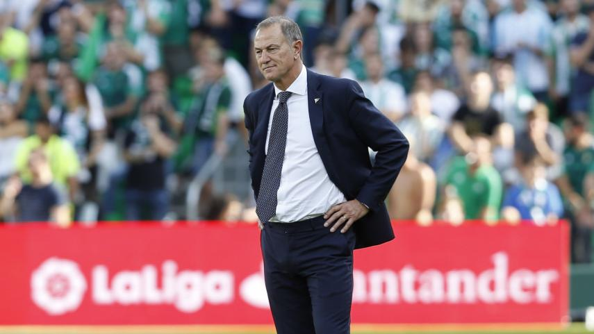 Gianni De Biasi deja de ser entrenador del Alavés