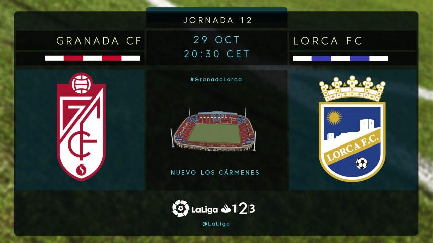 El Lorca mide el buen estado de forma del Granada