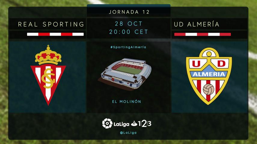 El R. Sporting, rival a batir en El Molinón