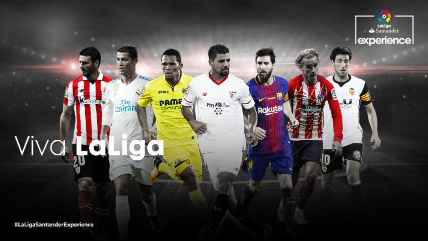 Arranca la nueva temporada de LaLiga Santander Experience